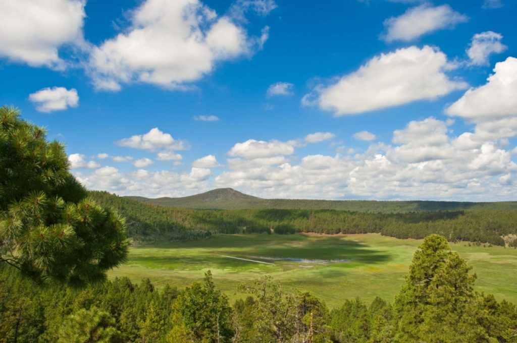 Flagstaff Ranch Caldera