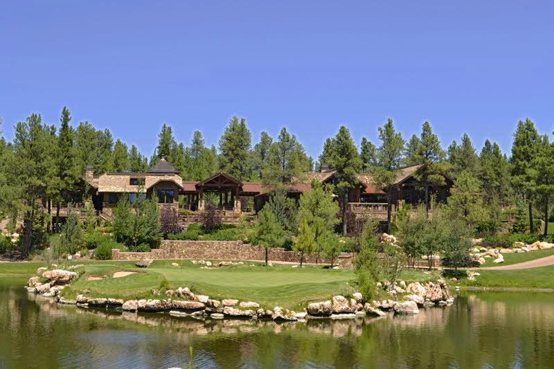 Pine-Canyon Clubhouse